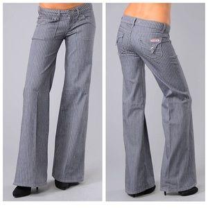 NWOT Hudson Signature Wide Leg Jean in Celestial